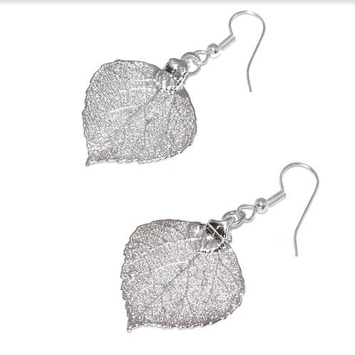 Aspen Silver Earrings
