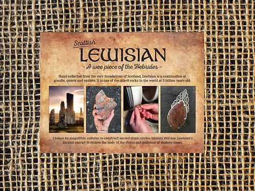 Scottish Lewisian Product Brochure