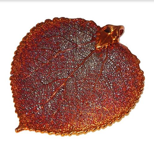 Aspen Red Copper Pendant