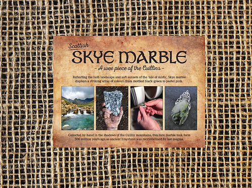 Skye Marble Product Brochure