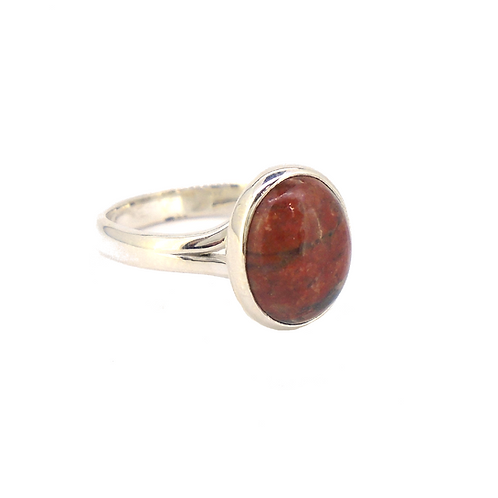 Lewisian Small Oval Ring