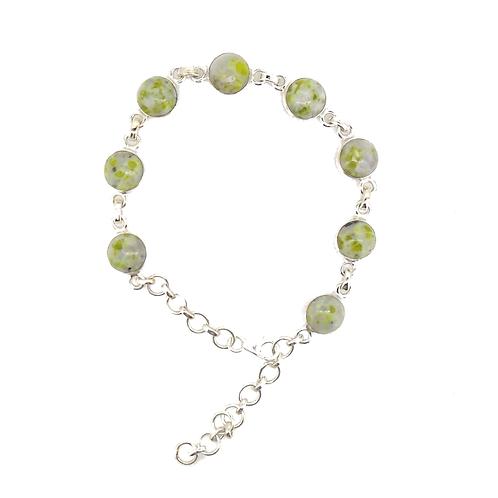 Iona Marble Adjustable Bracelet