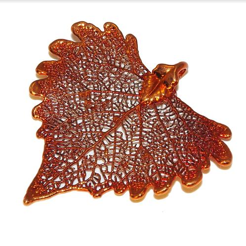 Cottonwood Red Copper Pendant