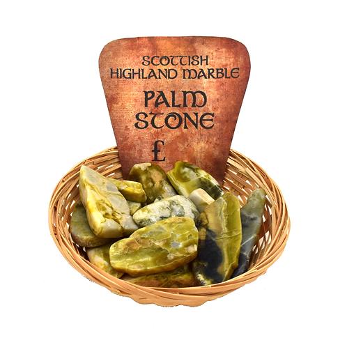Highland Marble Palm Stones (500g/1kg)
