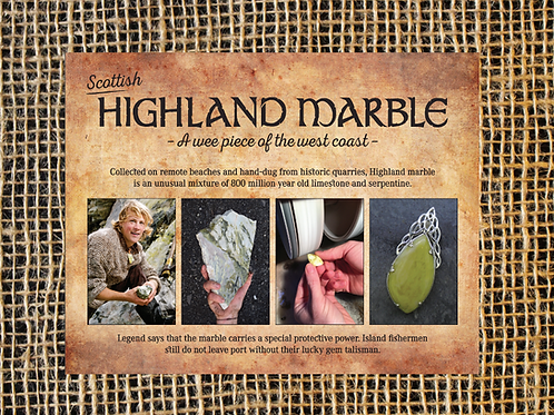 Highland Marble Product Brochure