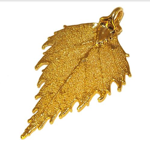 Birch Gold Pendant