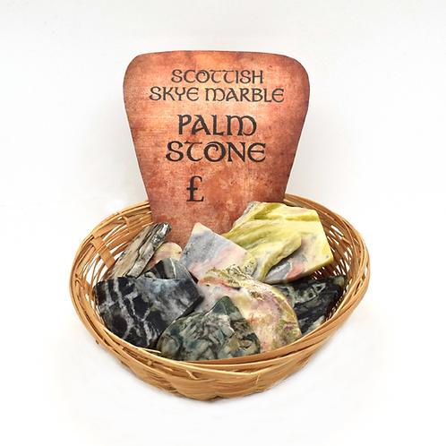 Skye Marble Palm Stones (500g & 1kg)