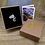 Thumbnail: Blue Moonstone Sterling Silver Celtic Ring