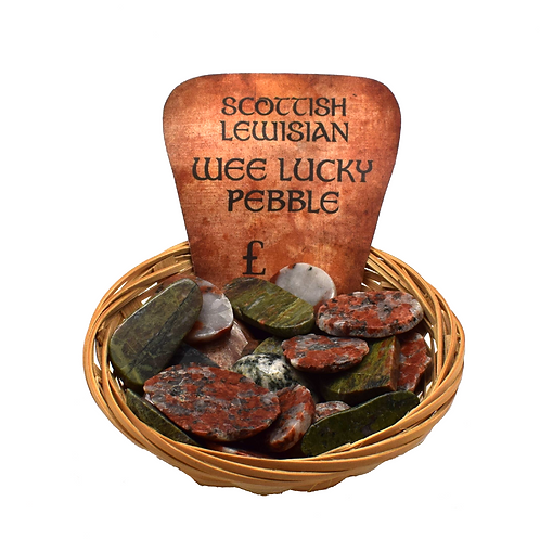 Lewisian Lucky Pebbles (500g/1kg)