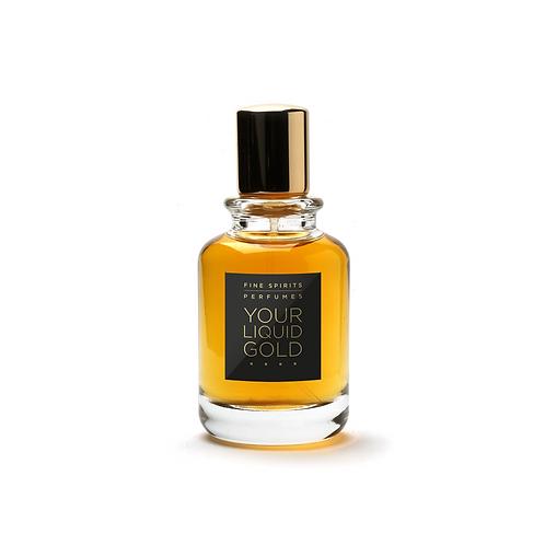YOUR LIQUID GOLD Eau de Parfum 50ML
