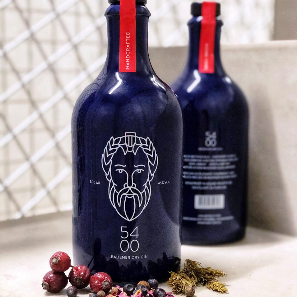 5400 Badener Dry Gin