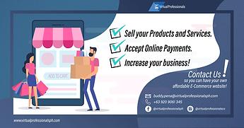 E-Commerce Sites at VirtualProfessionals
