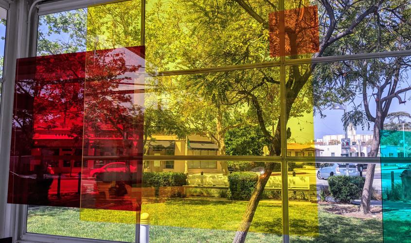 Adams Square Mini Park, Glendale Ca 2021