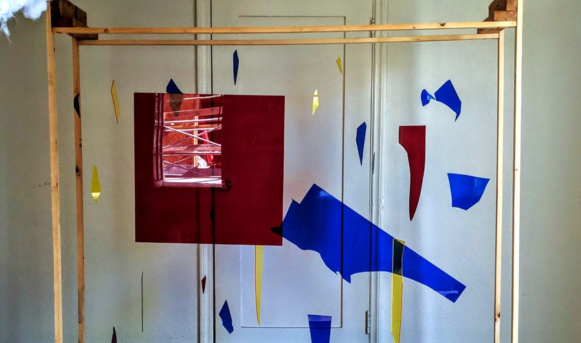 Colors Box, Los Angeles, 2020