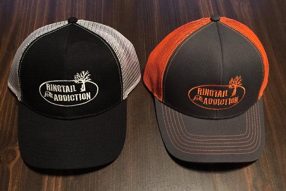 Ringtail Addiction Hats
