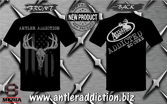 NO CURE - Addicted T's