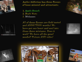 Antler Addiction Minerals