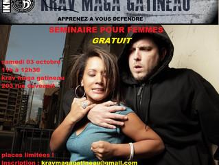 SEMINAIRE GRATUIT POUR FEMMES