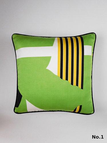 Vintage Heals Doreen Dyall Scarf fabric retro 70's cushion cover