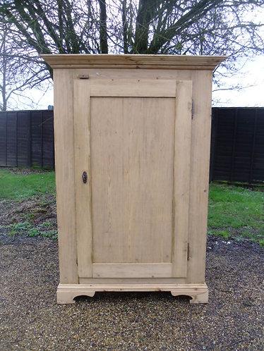 Eastern European pine cupboard
