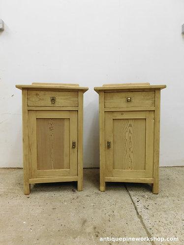 Antique pot cupboards