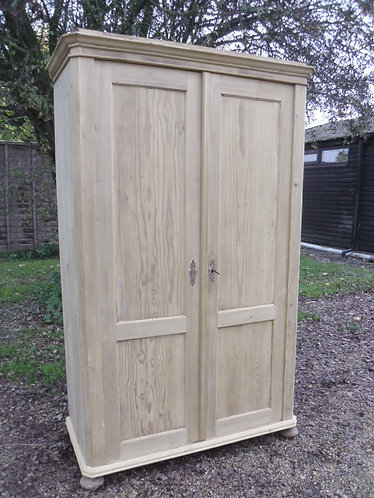 1926  Antique pine storage cupboard