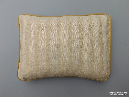 Vintage French cushion cover