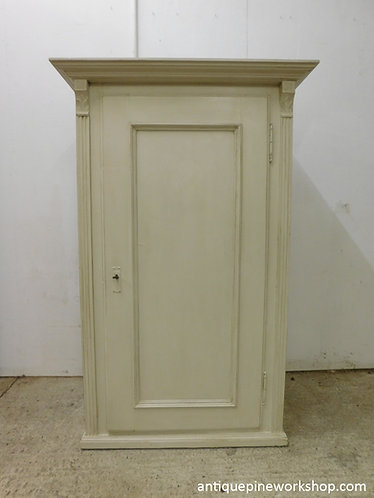 antique pine cupboard