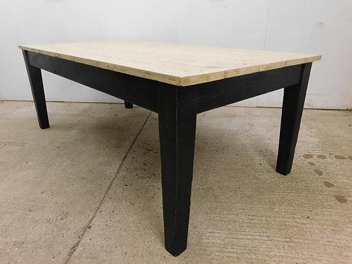 Victorian farmhouse pine table