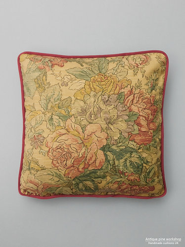 Vintage Liberty Felbrigg fabric cushion cover