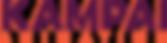 LOGO KAMPAI FUNDO COR roxo com animation