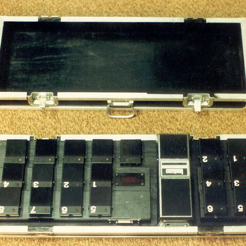 Lexicon pedal