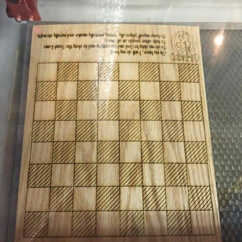 Oljato Checkerboard