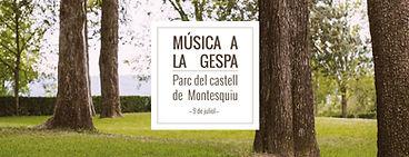 Música a laGespa 2017