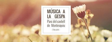 Música a la Gespa 2016