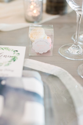 FRENCH MACARON FAVORS
