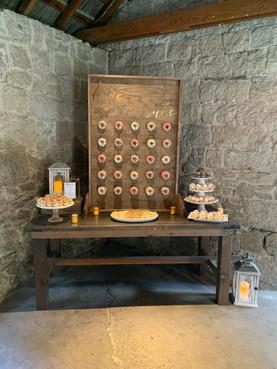 Stonehouse TCI dessert table