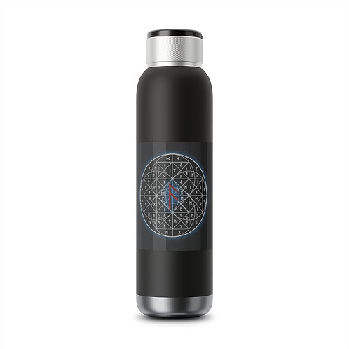 Soundwave Copper Vacuum Audio Bottle 22oz