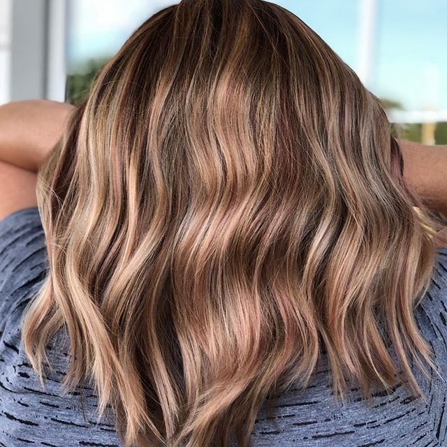 This is how you do rose gold!  #fallvibe