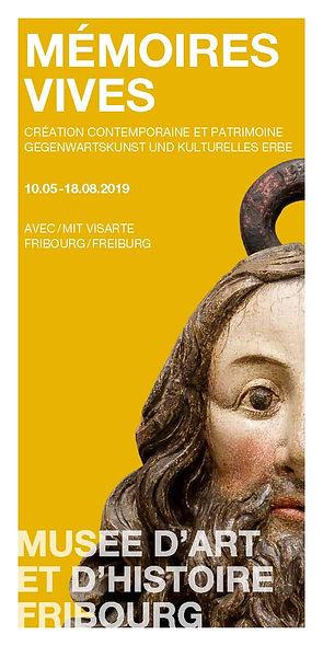 Expo Memoires vives_2019_programme_manif
