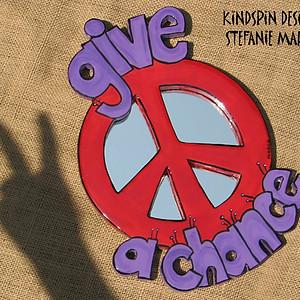 peace, love & equality