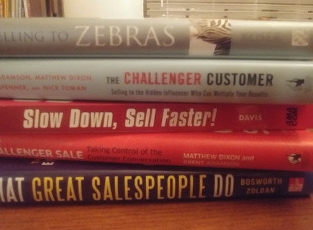 Sales Books: What You Should (and Should Not) Read