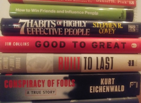 Business Books: What You Should (and Should Not) Read
