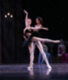 TCDA International Ballet Festival - Summer Intensive Faculty Jena Johnson and Daniel Precup