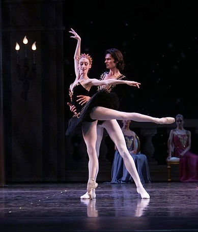 TCDA International Ballet Festival - Summer Intensive Faculty Jena Johnson and Daniel Precup