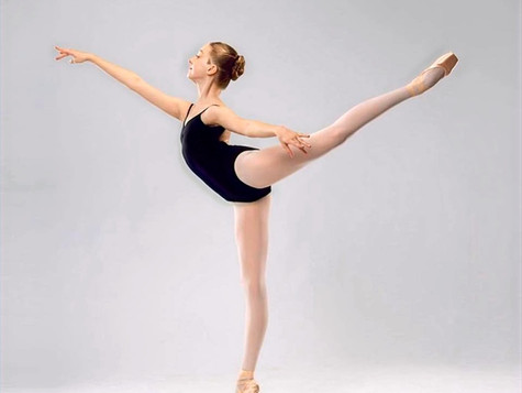 TCDA-IBF alumni Abigail has been accepted at the School of the Hamburg Ballet in Germany