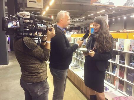 Hybrid-reeks op Boekenbeurs Antwerpen
