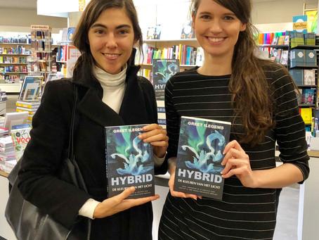 Topfotografe Selina De Maeyer maakt het coverbeeld voor de nieuwste Hybrid.