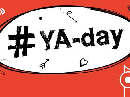Zondag 5 mei is Young Adult-day bij Standaard Boekhandel
