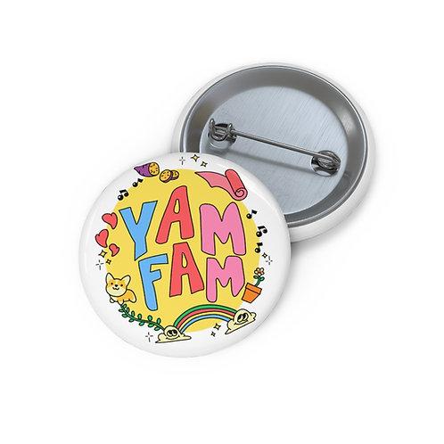 YAM FAM Button